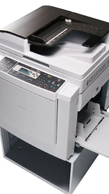 显示在速印机种类里的商品